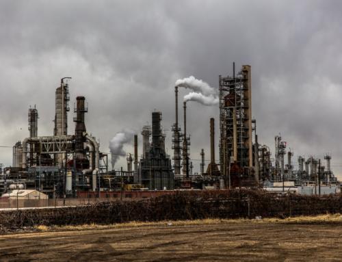 Industrijske emisije toplogrednih plinov in sistem ETS